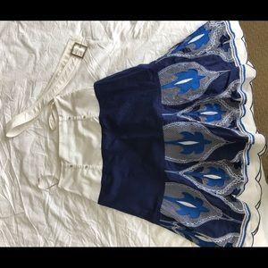 Karen Millen Skirt and Belt